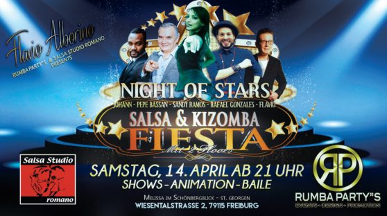 - 194189531331840 558x312 - Salsa&Kizomba Fiesta Night of Stars – 14.April.2018